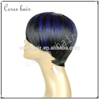 free lace wig samples short style lace wig