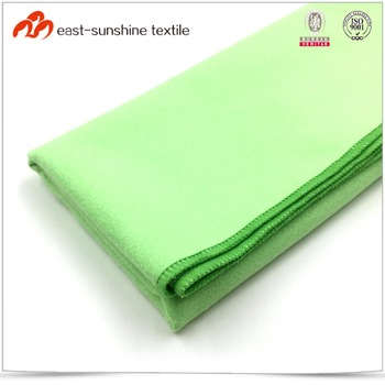 Hot selling mass supply good effect gym microfiber absorbent towel