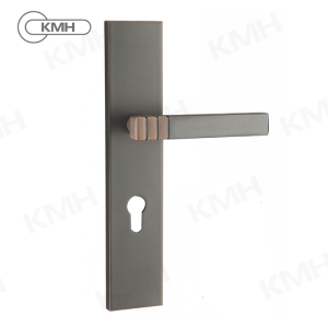 2018 Quality Shower Door Lever Handle On Plate,Watertight Door Handle