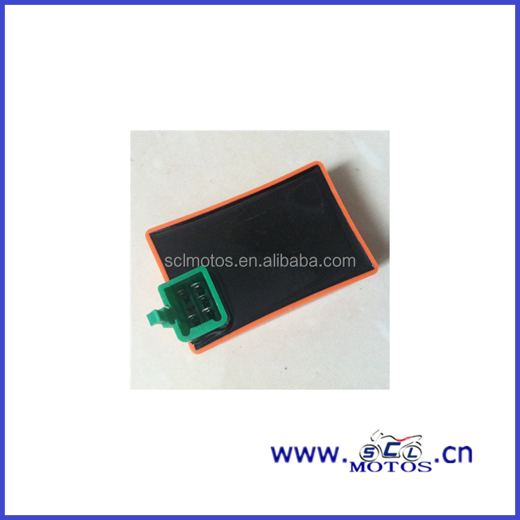 SCL-2012040009 adjustable WAVE110 motorcycle 5pin CDI unit for sale