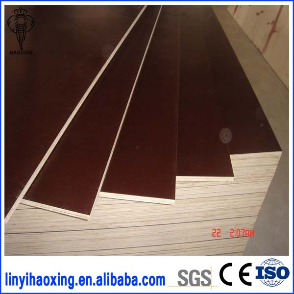 Construction Phenolic Plywood Formwork/Brown Formwork Plywood/waterproof building board