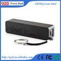 Portable mobile power bank rechargeable battery promotional gifts