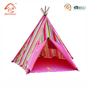Wholesale Hot Selling Folding Lovely Kids Set Camping Tent Toy