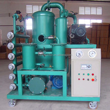 Wast Oil Treatment Fantastic Vacuum System ZYD-50 Transformer Oil Reclaiming Machine