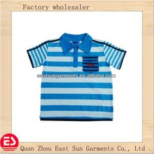 2013 fashion style polo shirt for boys
