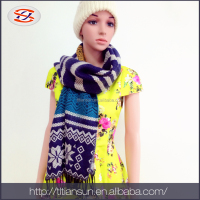 wholesale china acrylic scarf hijab