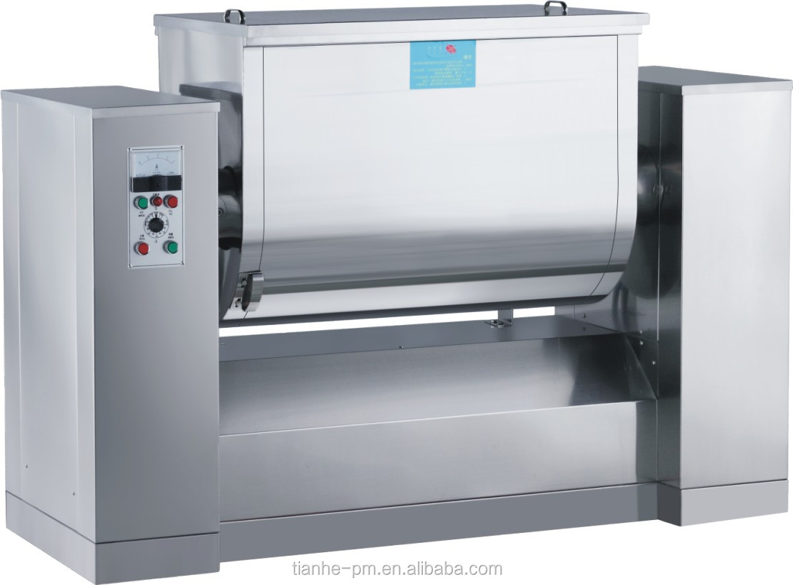 CH-50/100/150/200/300/500 Trough Type Mixing Machine