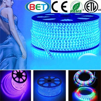 Hot-selling CE&RoHS ETL RGB led strip light SMD5050 bus reading light