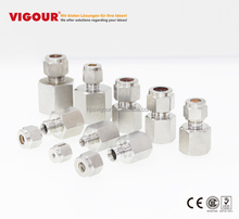 Female air gas fitting,stainless steel fitting,pex fitting