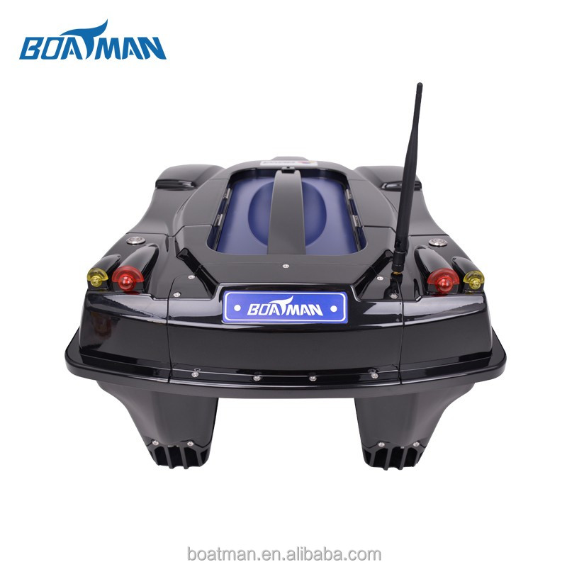 Boatman ABS manufacture one hand handling popular toys carp rc bait boat