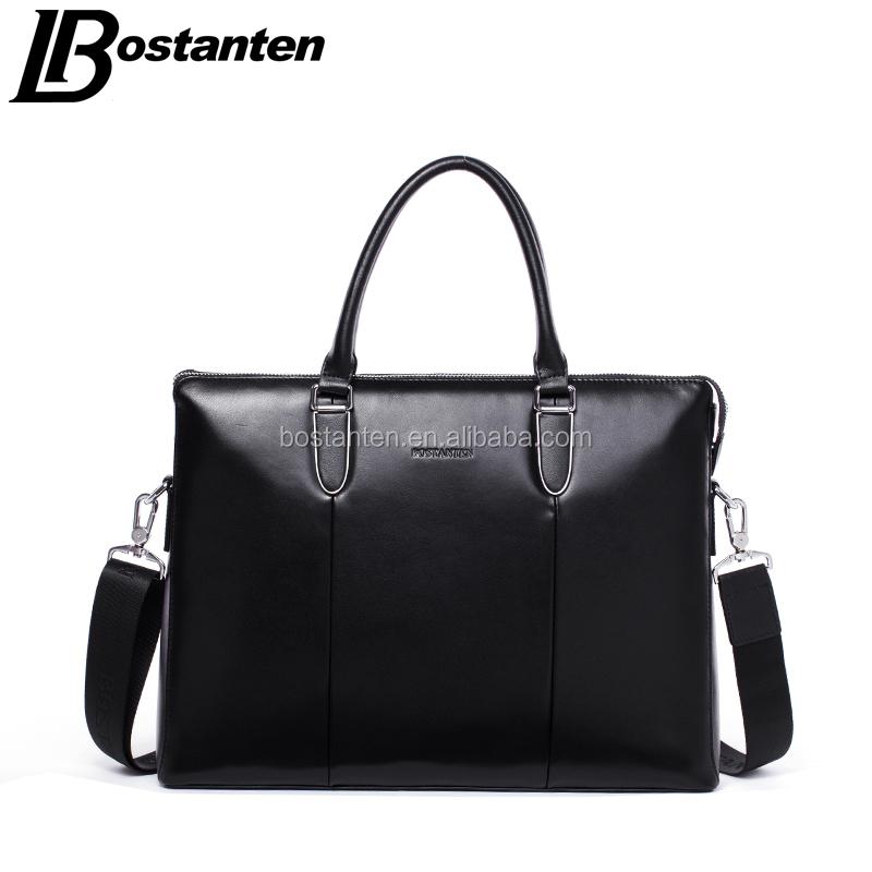 Formal Genuine Bag Leather Men Handbag Crossbody Bag With Long Strap - Buy Genuine Leather Men ...