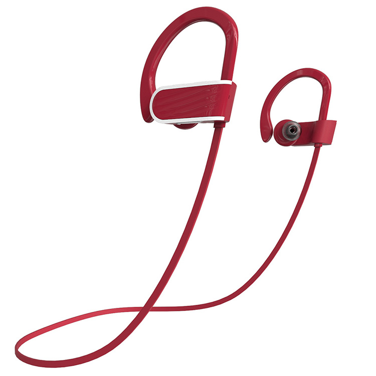 Fashion in-ear stereo bluetooth headset bluetooth earphone for sport