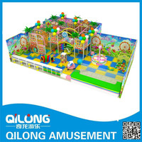Hot Sale Large Size Inclusive Funny Kids Indoor Playground