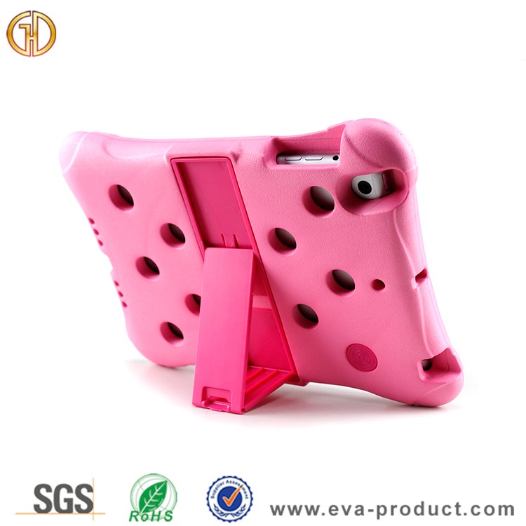 New Design With Kickstand EVA foam Material Shock Proof Tablet Case for iPad Mini 1 2 3 Gen