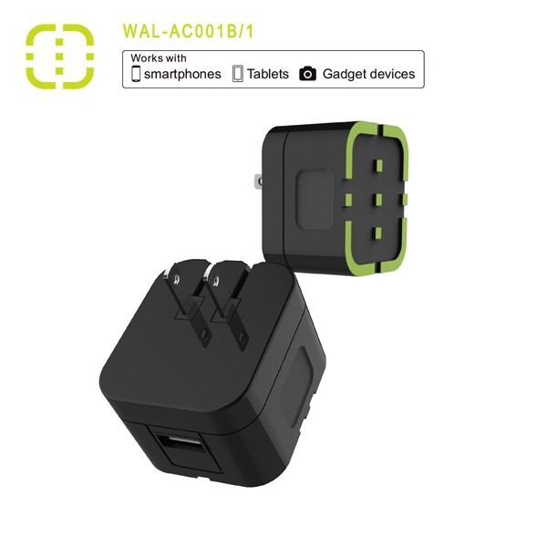 USB Universal Travel Charger Wall Adapter Charging Port EU Plug for iPhone 5 5S 5C