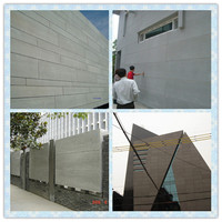 fiber cement board for interior wall