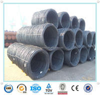 hrb400 hrb500 Grade 60 reinforced deformed steel bar in coiled in stock