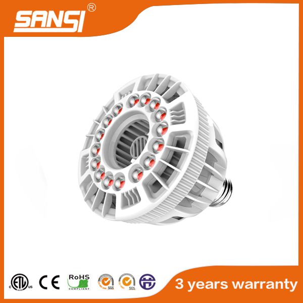 e26 e27 15w led grow bulb light