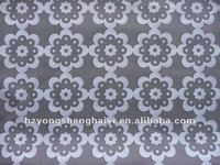 flower printed upholstery fabric/garment fabric /pu or pvc coated fabric