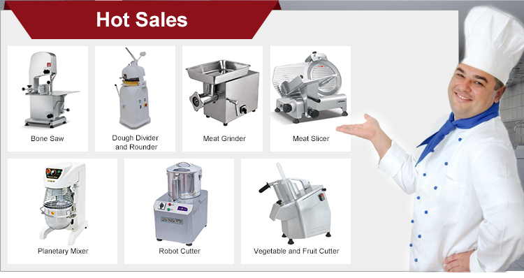 New Design Luxury Stainless Steel Automatic Food Machinery Meat Cutter