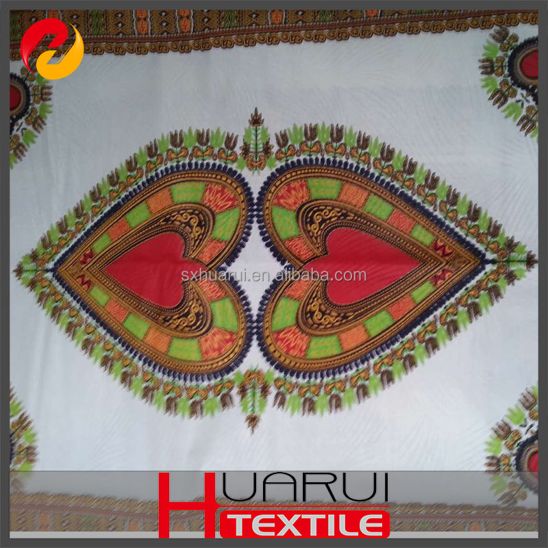 Hot product african print fabric super wax for wholesale