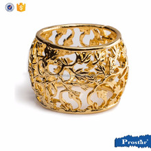2017 new deisgn laser gold napkin ring for weddings,EUROPE restaurant decoration napkin holder