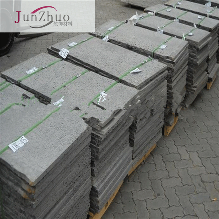 Mine wholesale basalt Volcanic rocks The original ore and various custom-made volcanic rock sheet.