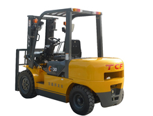 material handling equipment CE certificate diesel engine 3.8 ton forklift truck price