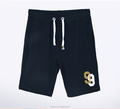 Wholesale mens casual shorts cotton knitted jogger short trackpants