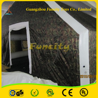 High Quality Large Inflatable Military Tent/Inflatable Army Military Tent