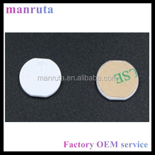 Mini UHF metal tag long read distance ceramic rfid on-metal tag for asset management