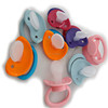 Soft Silicone Nipple Chweable food safety large nipple adult pacifier