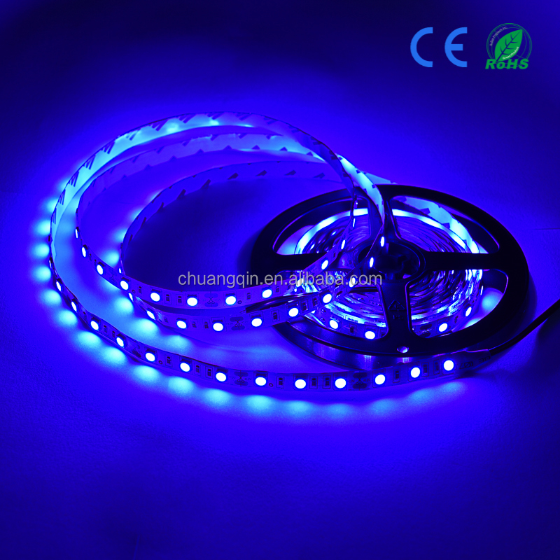 SMD 5050 Dream Color 12V Blue Color Led Strip Light,led flex strip blue lights