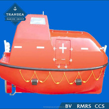 Enclosed free fall life boat used for ship with good price