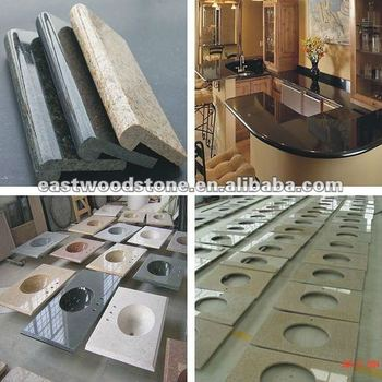 Countertop Material For Commercial Kitchen : Commercial bathroom countertop&kitchen faucets granite countertops ...
