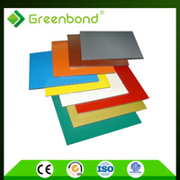 Greenbond exterior wall panel cladding with cheapest price from JiangSu