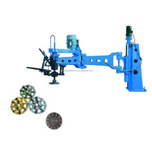 granite stone hand polishing machine