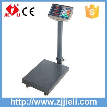300kg weight measuring instruments for industrial use