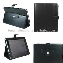 Tablet PC western cowboy leather case for the new ipad2 3 4,new design stylish leather case for ipad 2 3 4