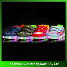 Cool led shoes/light up led shoes for kids and adults