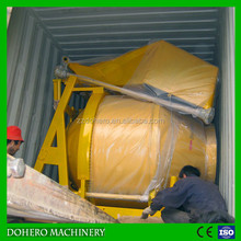popular selling diesel concrete mixer portable
