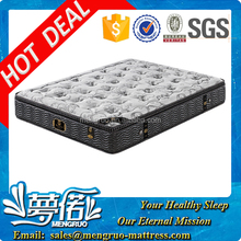 sleep well king size pocket spring bamboo charcoal mattress