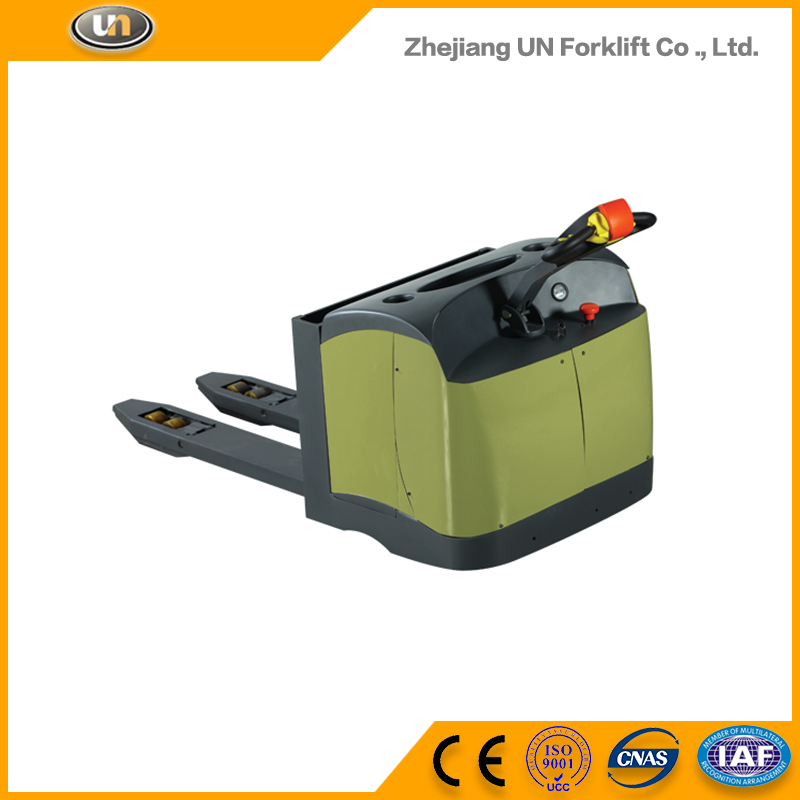 Cargo Loading 2ton Mini Electric Pallet Truck