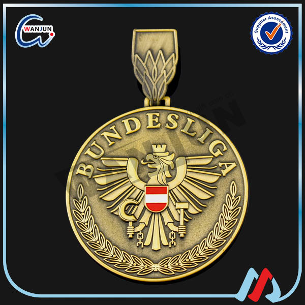 ST Christopher Coin Medal