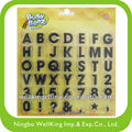 42pcs Pefectly Clear Soft Alphabet and Number Stamps
