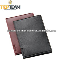 RFID Blocking Wallet with Leather Card Holder