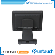 "Runtouc Technology 5 wire TFT LCD 15 17"" touch screen monitor for POS"