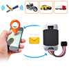 Waterproof case gps tracker TK303 F/G with one year warranty and internal vibration sensor