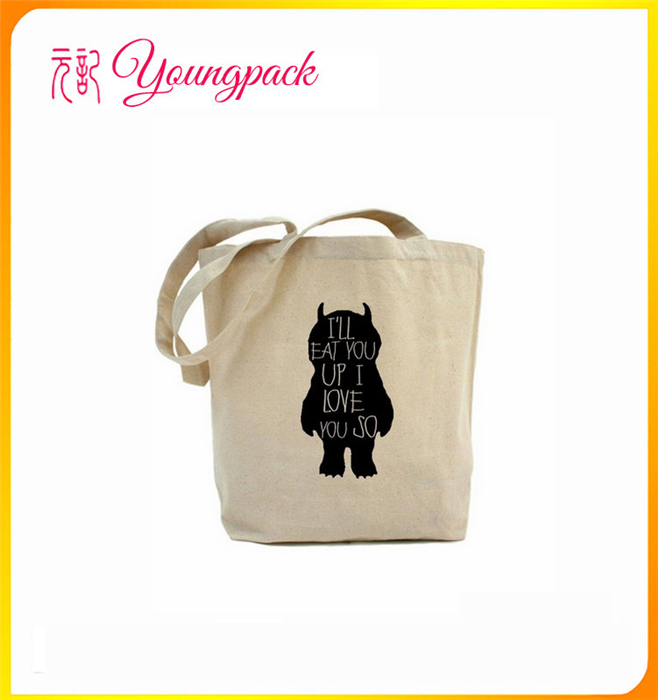 Factory Wholesale Customized Shopping Bag Cotton