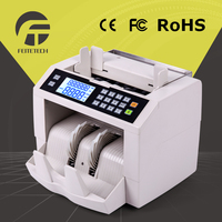 bank note counting machine/indian currency